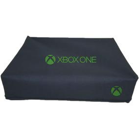 Capa Para Console Xbox One S Ou Fat - Protetor Anti-poeira