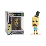Mr. Poopy Butthole Funko Pop 177 Figura Muñeco Rick & Morty