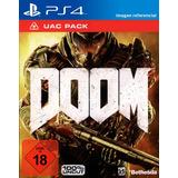 Doom Uac Pack / Juego Físico / Ps4