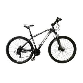 Bicicleta Scarafaggio Rin 29 Hidráulica 2019 Negro Gris