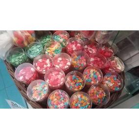 Confites Formitas Cupcakes Sprinkles X 2 Corazon Estrella