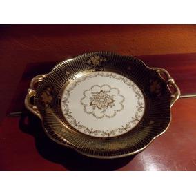 Centro De Mesa Antiguo Porcelana Noritake