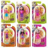 Pack 5 Polly Pocket Individuales - Mattel - Originales