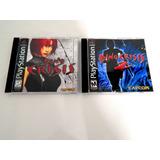 Colección Dino Crisis Play Station / Psx / Ps1 !!!