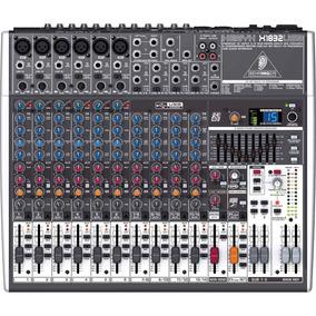 Mesa Som Behringer Xenyx X1832 Usb Garantia Proshows