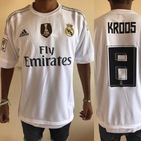 Camiseta Real Madrid Futbol Camisetas Espana Adultos - Camisetas en ... 6b2d178733a2b