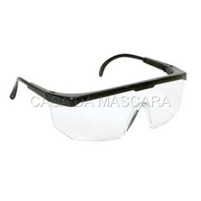 ac957e21dd7b3 Oculos De Protecao Com Ca Transparente - Óculos no Mercado Livre Brasil