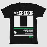Camisa Conor Mcgregor Notorious Irlanda Camiseta Ufc Mma 2ffe43631cbb7