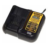 Carregador De Bateria Litio Bivolt 12v-20 Dcb107 Dewalt Novo