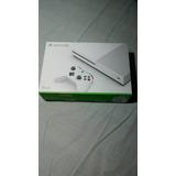 Xbox One S 4k 500 Gb Hdr Blanco Con 1 Juego Fisico