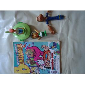 Almanaque Bulmerang Jetsom + Helroy + Gibi + Popaye Lote Hb
