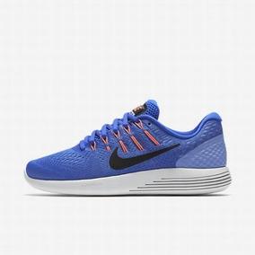 Tênis Nike Lunarglide 8 De Corrida Feminino Az Original