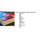 iPhone 7 Plus 128gb ( Red ) Original