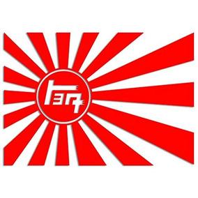 promo code 07f5b 13b23 Jdm Toyota Eqt Rising Sun De La Vendimia Vinilo De La Etiqu