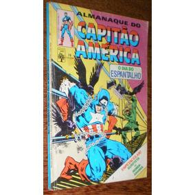 Capitão América N° 76 Com O Dicionário Marvel