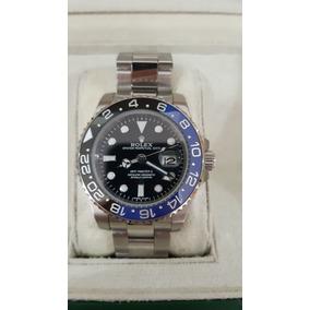 Relógio Rolex Gmt-master Ii A/p Automático A Prova D