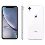 Apple Iphone Xr Branco / White - 64gb, 4gb, 6.1 Vitrine