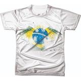 Camisa Portugal Feminina - Camisas de Futebol no Mercado Livre Brasil 09be4bb3bc2af