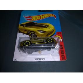Hot Wheels Super T-hunts 2013 Srt Viper (2017)