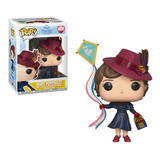 Funko Pop Mary Poppins With Kite 468 Muñeco Original