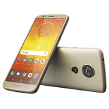 Celular Moto E5 Ouro Dual Chip 32gb 13mp Android 8.0 Tel
