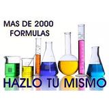 Elabora Productos De Limpieza - 2000 Formulas Quimicas Pdf