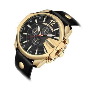 600043749f8 Relógio Pulso Curren 8 Sports Quartz Analógico - Relógios De Pulso ...