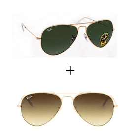 a0581115b3399 Oculos Ray Ban Aviador Masculino Degrade - Óculos no Mercado Livre ...
