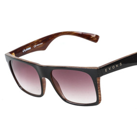 Óculos Evoke Evk 10 Black Shine De Sol - Óculos no Mercado Livre Brasil efc0f38c32