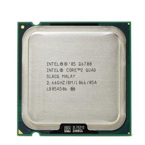 Processador Intel Q6700 2.66ghz 8mb Cache Fsb 1066 + Pasta