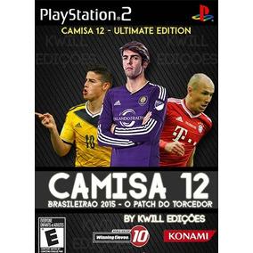eb04275f3b Winning Eleven 12 Ps2 - Games no Mercado Livre Brasil