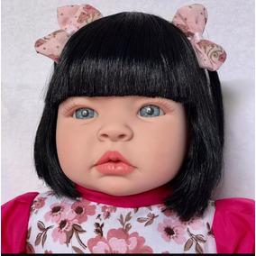366dddb98 Bebe Reborn Igual Bebe De Verdade Bonecas Acessorios - Bonecas no ...