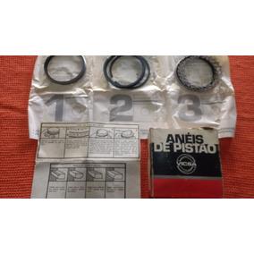 Jogo De Anéis Motor Corcel 2 Motor 1.4 Medida 0.50