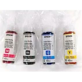 Tinta Epson Original 40 Ml Cada.