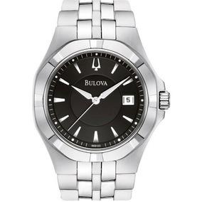 f60949473e8 Relógio Masculino Analógico Bulova Wb21614t Prata - Joias e Relógios ...