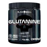 Quatro Glutaminas Black Skull
