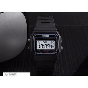 4ac79648a6c Relogio Branco Classico - Relógios De Pulso no Mercado Livre Brasil