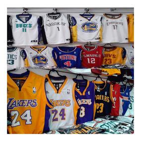 262c5af6e Camisetas De Basquete Réplica Nba - Camisetas e Blusas no Mercado ...