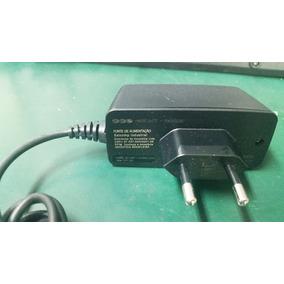 Fonte Carregador Tablet Plug Fino 5v 2,2a Novo Original