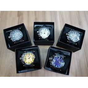 4887a6da0b3d2 Caixa Do Relogio Oakley Gearbox - Relógios De Pulso no Mercado Livre ...