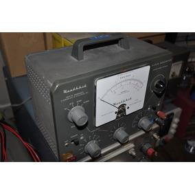 Generador De Audio Heathkit Model Ag-9a Valvular