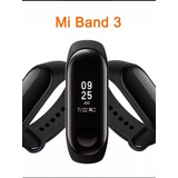Xiaomi / Miband3 / Pulseira / Relógio / Monitor