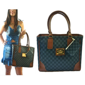 Bolsa Feminina Quadrada De Luxo Tiracolo Preta Promoção