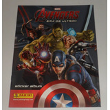 Album Vacio Panini Avengers Era De Ultron