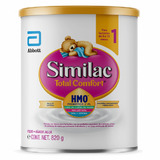 Pack 4 Similac Total Comfort 1&2 Hmo (0 A 12 Meses) 820grs