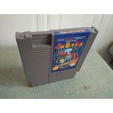 Burguer Time Nintendo Nes