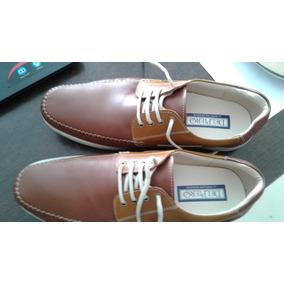 Mocasín De Hombre, Zapato De Cuero 100%, Fabricante Trujillo