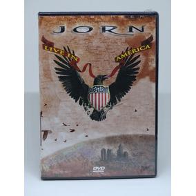 Dvd Jorn Lande - Live In America Importado Novo / Lacrado
