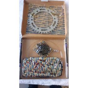 Kit Relação Xre 300 2011 C/ Retentor Reforçada Aço 1045