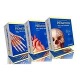 Prometheus Texto Y Atlas De Anatomia 3 Tomos - Libro Digital